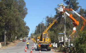 Western Power Traffic Management Contract